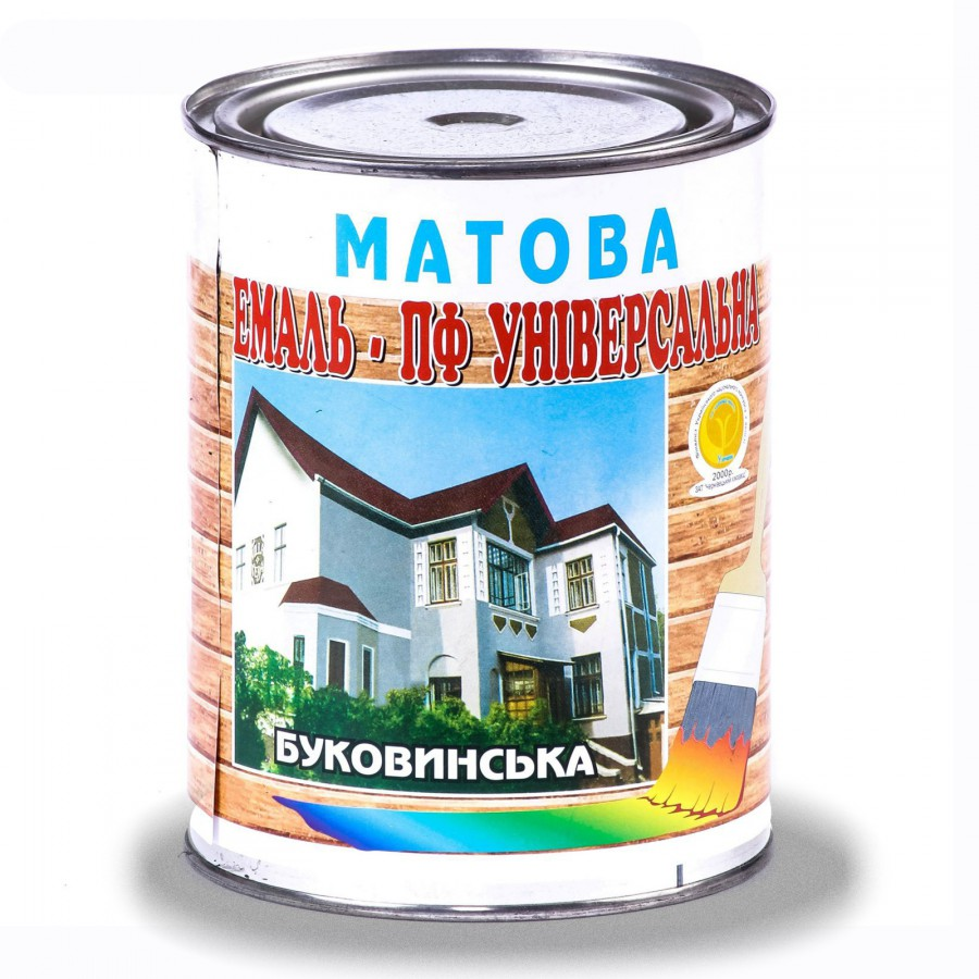 Enamel PF «Bukovynska» matt 56c9dc3ad22a6