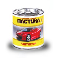 Mastic rubber-polymer «Antikor»