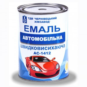 Enamel A-1412 automotive quick