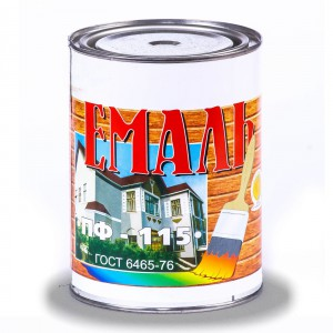 Enamel PF-115 for indoor and outdoor use