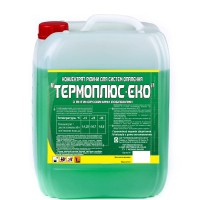 Concentrated liquid for heating «Termoplus ECO» (with anti-corrosion additives)