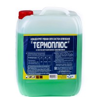 Concentrated liquid for heating «Termoplus» (with anti-corrosion additives)