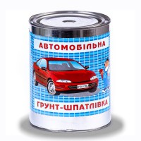 Ground-automotive coating one-component alkyd-styrol